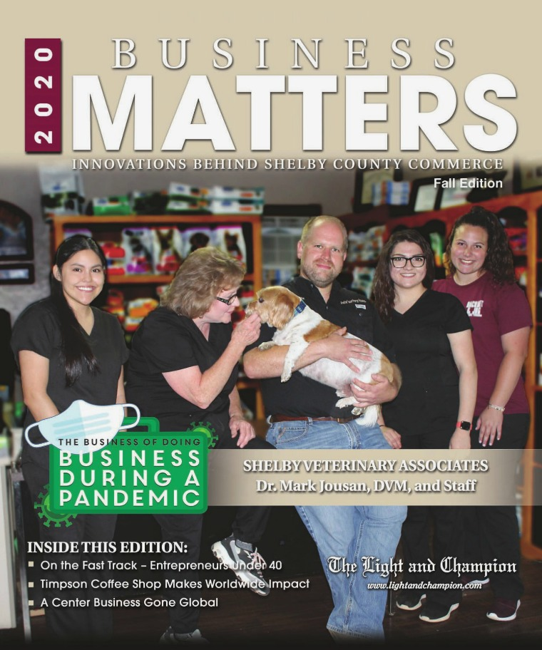 Business Matters 2020