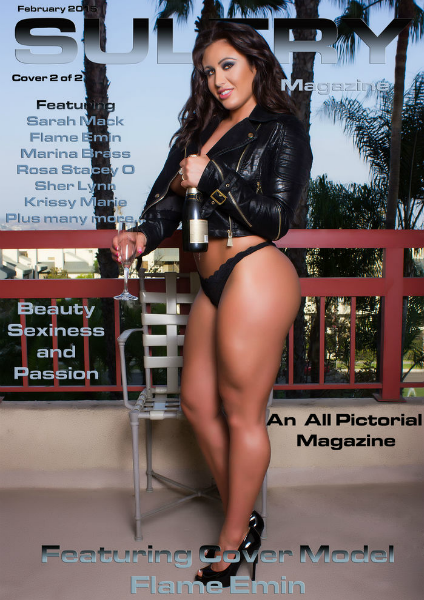 SULTRY Magazine SULTRY Magazine Issue 2 Feb.2015