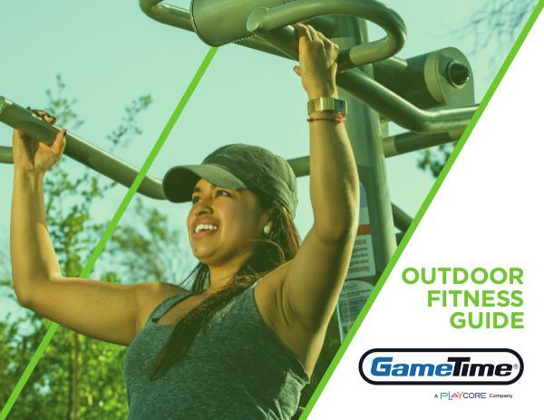 Équipements d'entraînements Outdoor fitness guide-2019