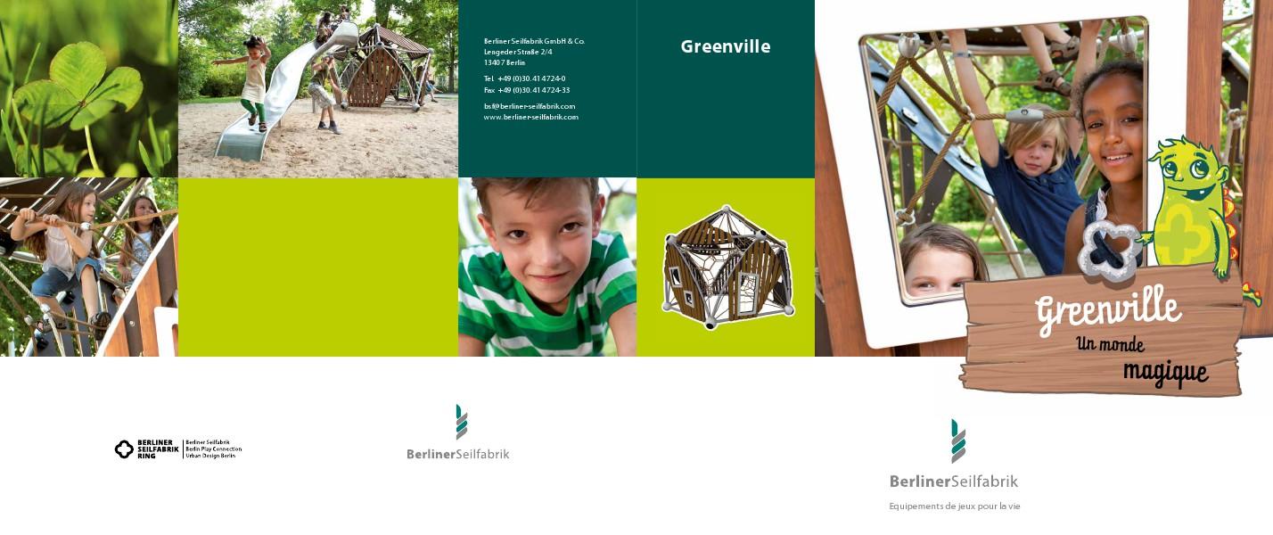 Équipements récréatifs Jeux de câbles Greenville