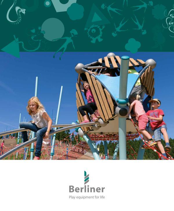 Équipements récréatifs Catalogue - Berliner Jeu de câbles