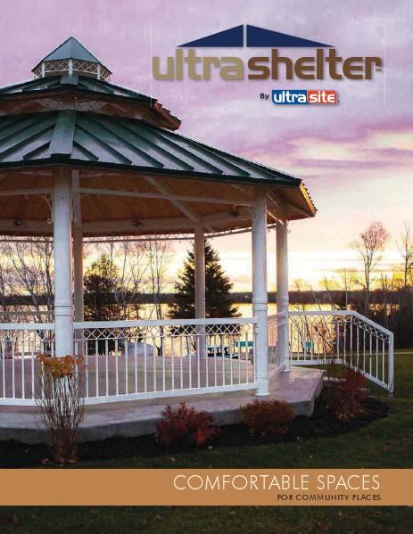 Mobilier et accessoires urbains Abri UltraShelter Catalogue