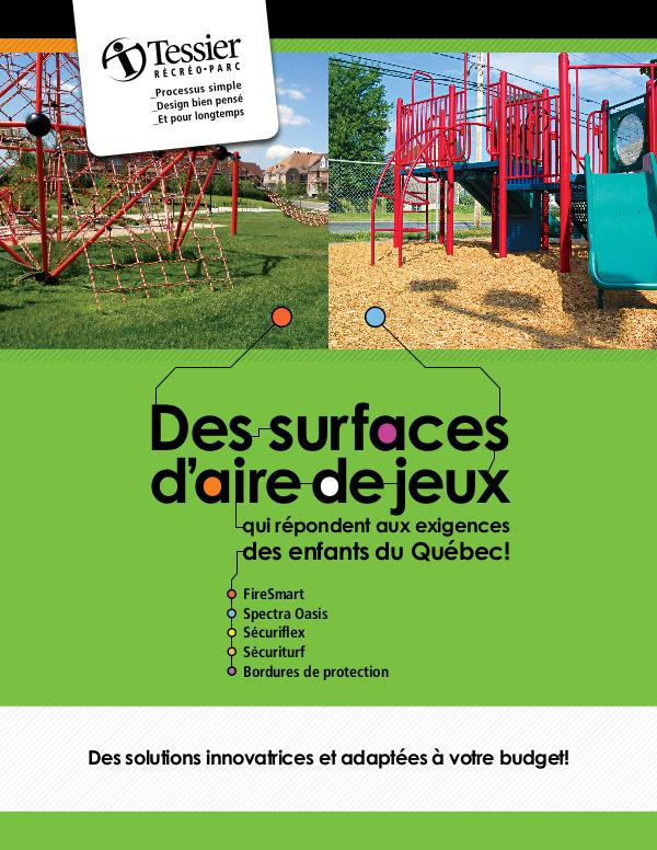 Surfaces de protection et bordures Brochure
