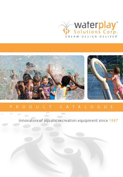 Équipement aquatique Waterplay - Catalogue anglais