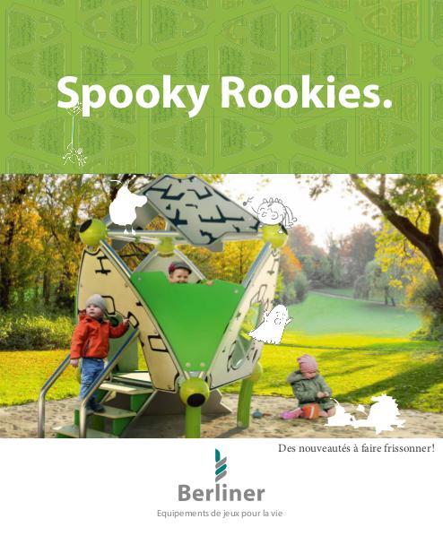 Équipements récréatifs Spooky Rookies Français