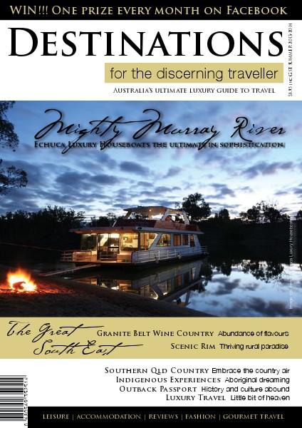 Destinations for the discerning traveller Summer 2013