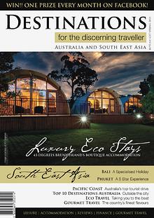 Destinations for the discerning traveller