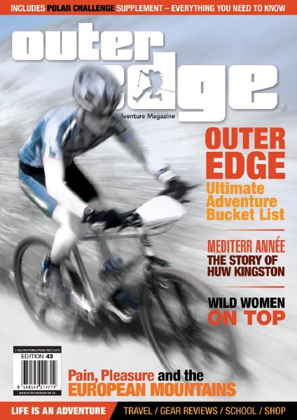 Outer Edge ISSUE 43 JAN/FEB/MAR