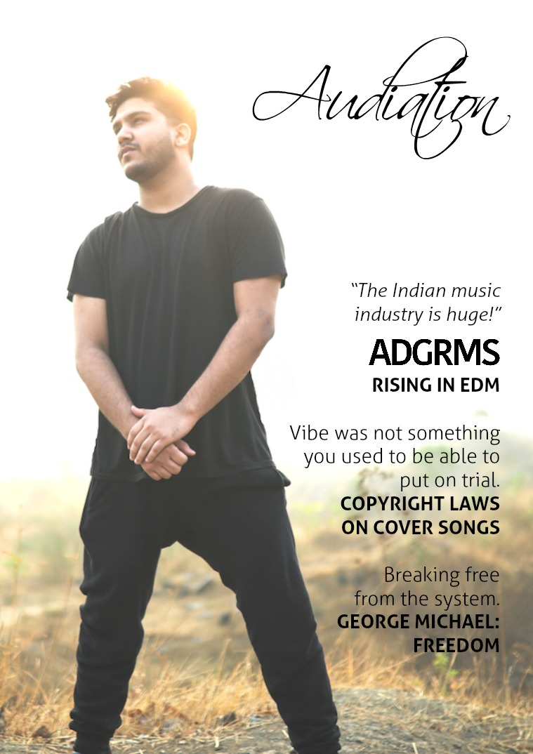Audiation Magazine AM042 Print