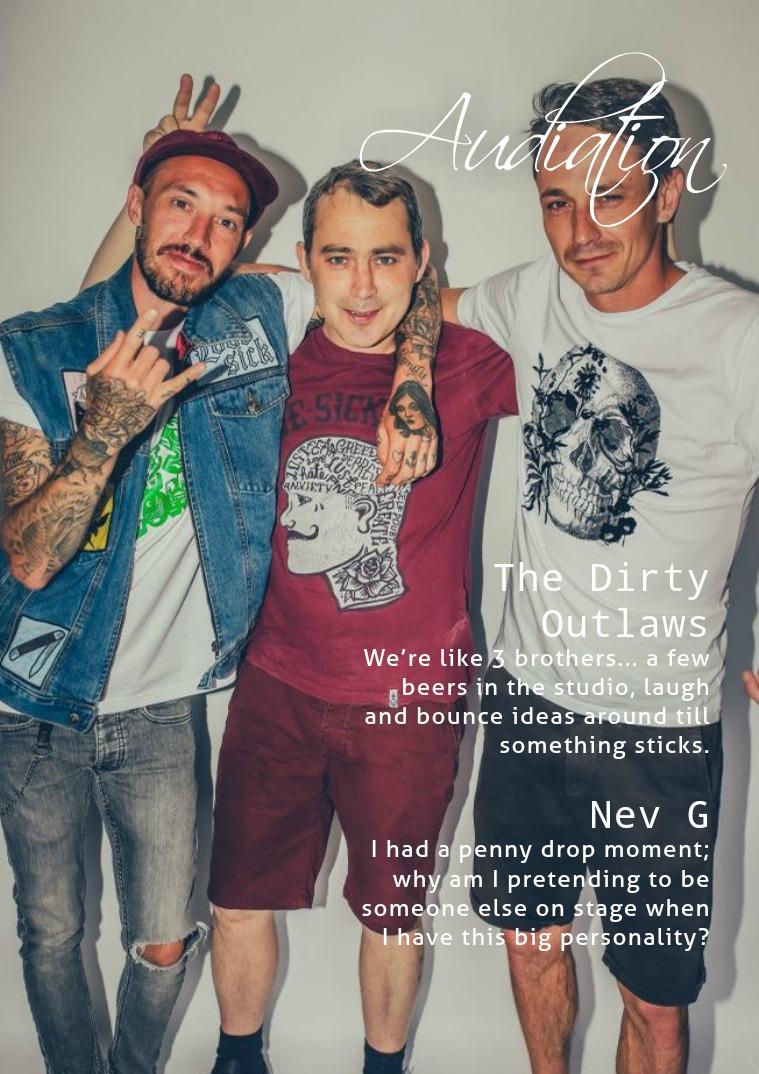 Audiation Magazine AM049 Digital