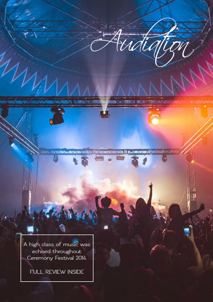 Audiation Magazine AM006 Print