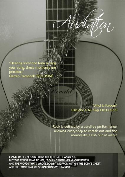 Audiation Magazine AM008 Digital