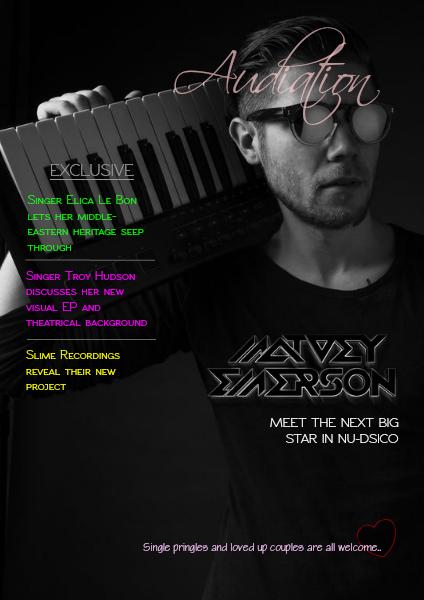 Audiation Magazine AM010 Print