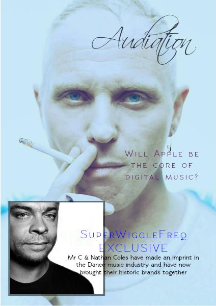 Audiation Magazine AM011 Digital