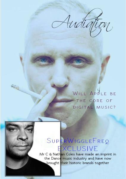 Audiation Magazine AM011 Print
