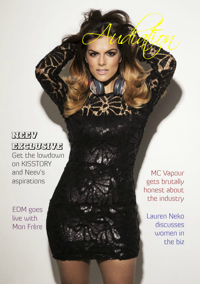 Audiation Magazine AM012 Print