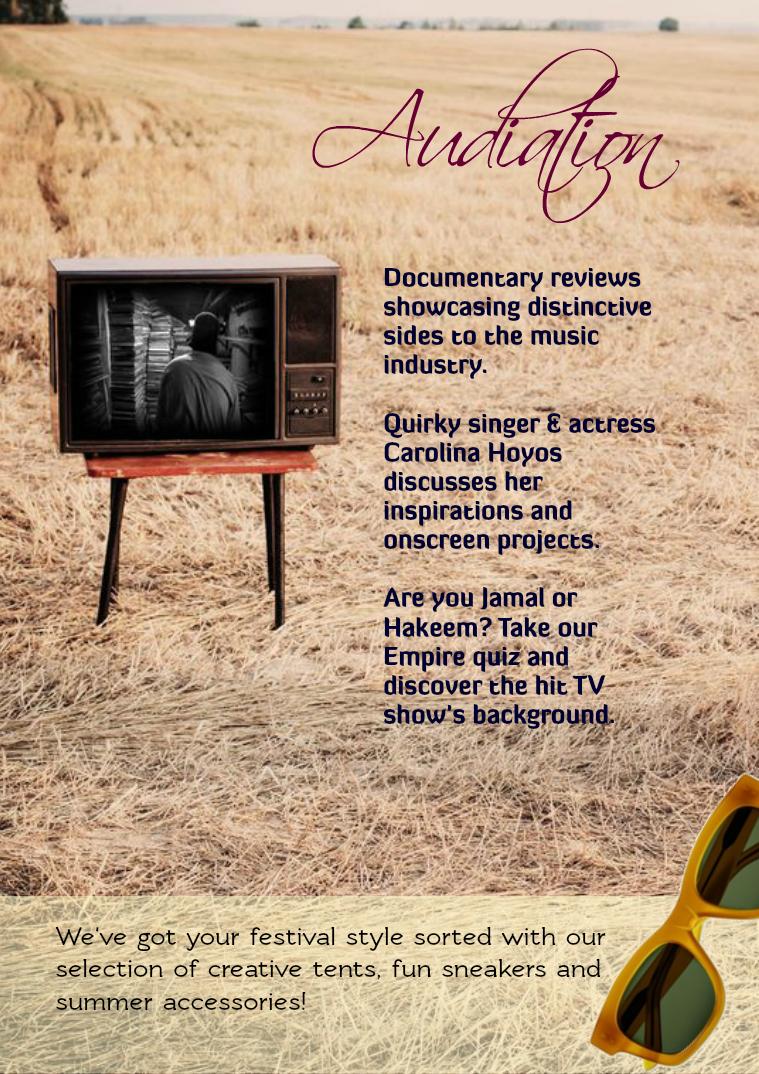 Audiation Magazine AM015 Print