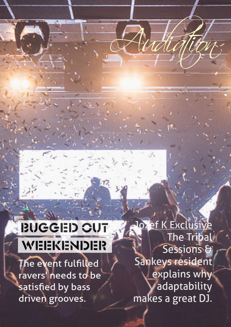 Audiation Magazine AM022 Digital