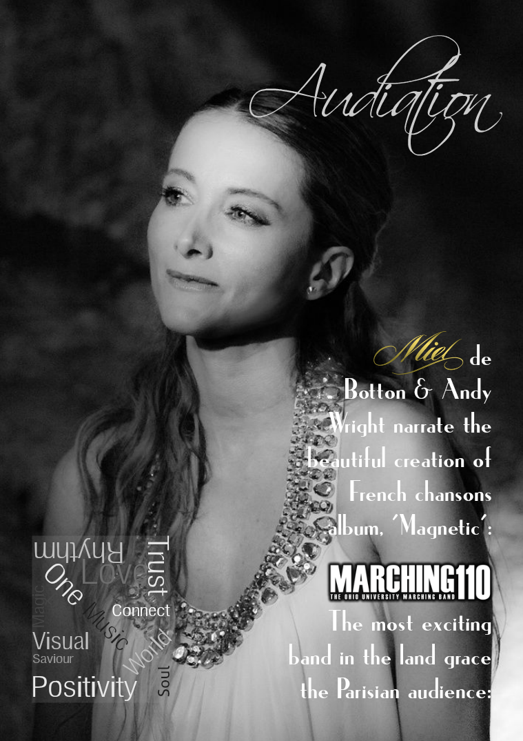 Audiation Magazine AM026 Print