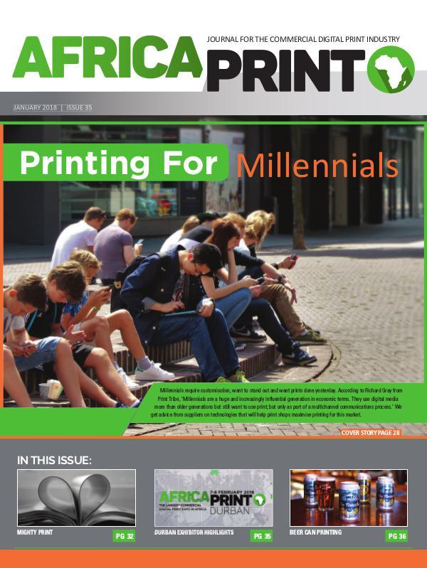 Africa Print Journal January 2018