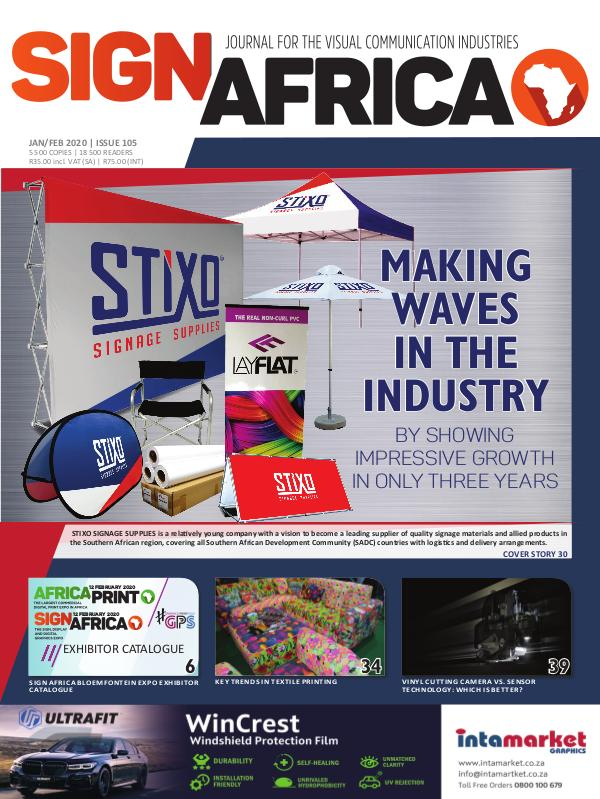 Sign Africa Journal Janaury / February 2020