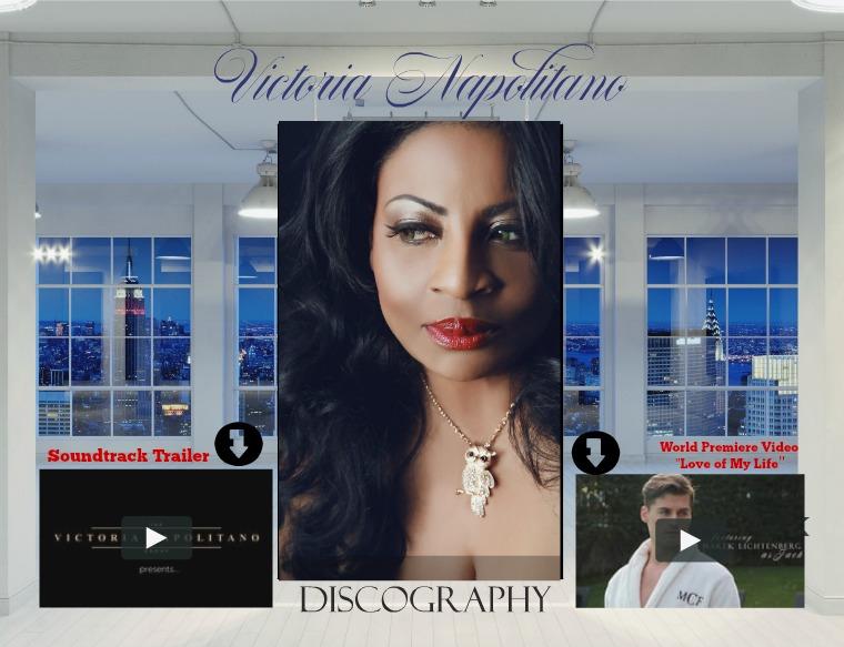 The Victoria Napolitano Bookstore Victoria's Discography