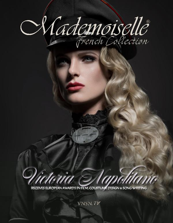 Mademoiselle 2019 VIctoria Napolitano