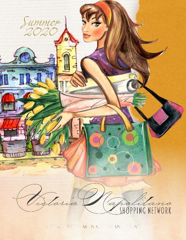 The Victoria Napolitano Bookstore The Victoria Napolitano Shopping Network