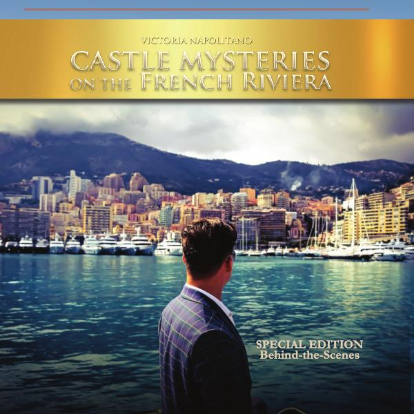 The Victoria Napolitano Bookstore About Castle Mysteries on the French Riviera