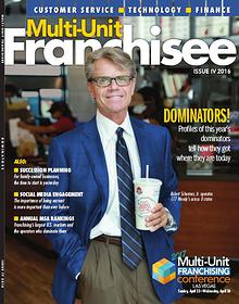 Multi-Unit Franchisee Magazine