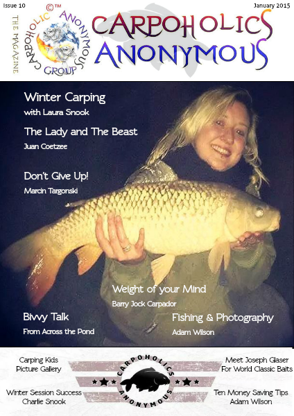 Issue 10, January 2015