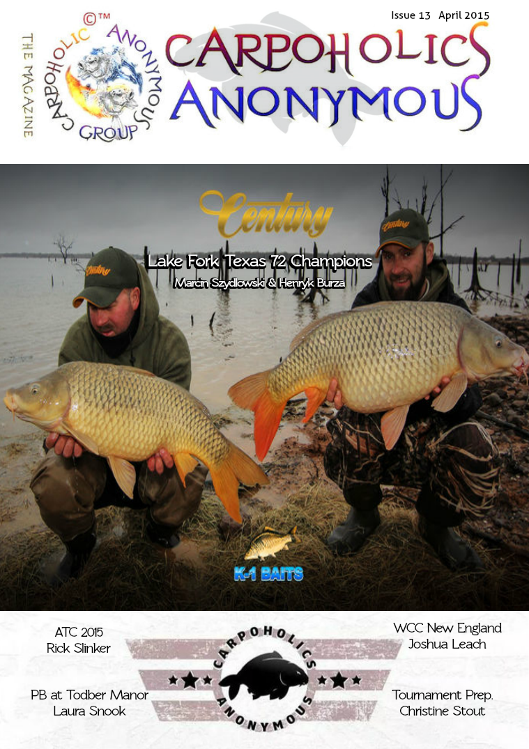 Issue 13, April 2015