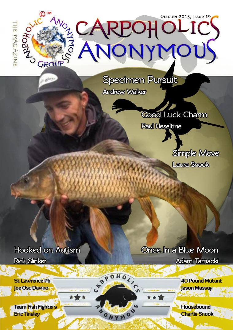 Issue 19, October 2015