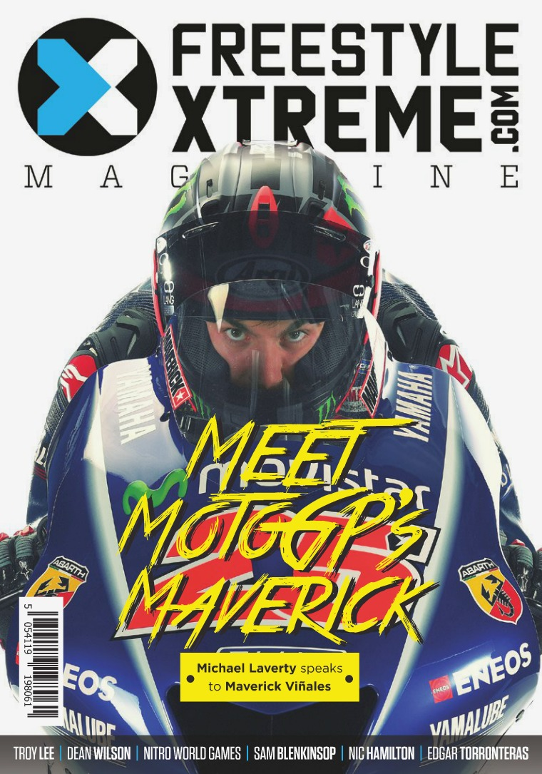 FreestyleXtreme Magazine Issue 19