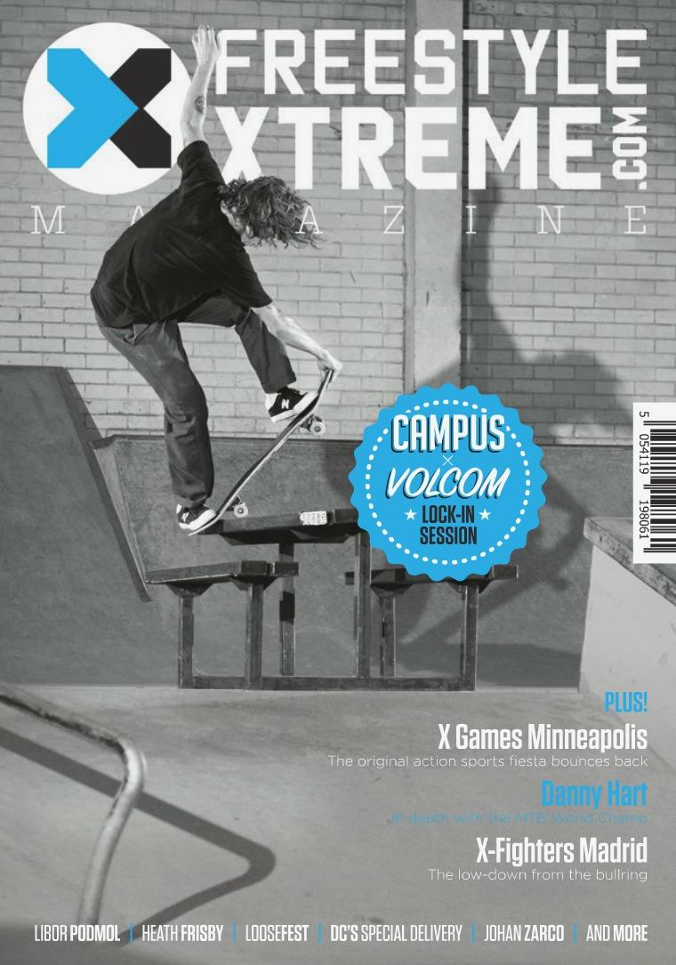 FreestyleXtreme Magazine Issue 20