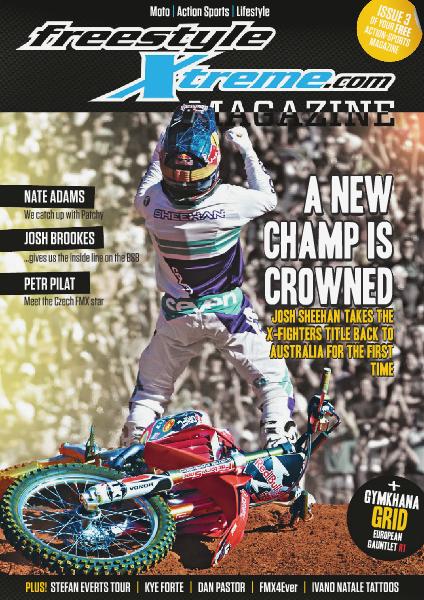 FreestyleXtreme Magazine Issue 3
