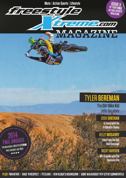 FreestyleXtreme Magazine Issue 5