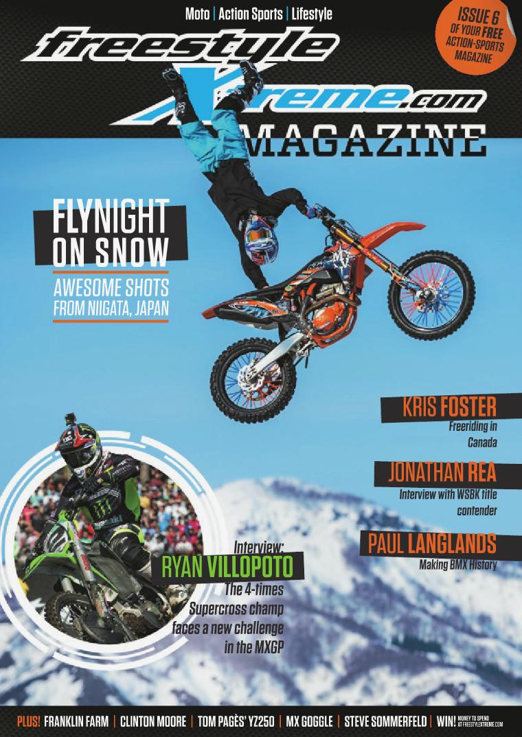 FreestyleXtreme Magazine Issue 6