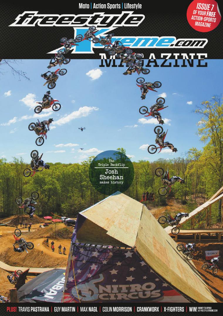 FreestyleXtreme Magazine Issue 7