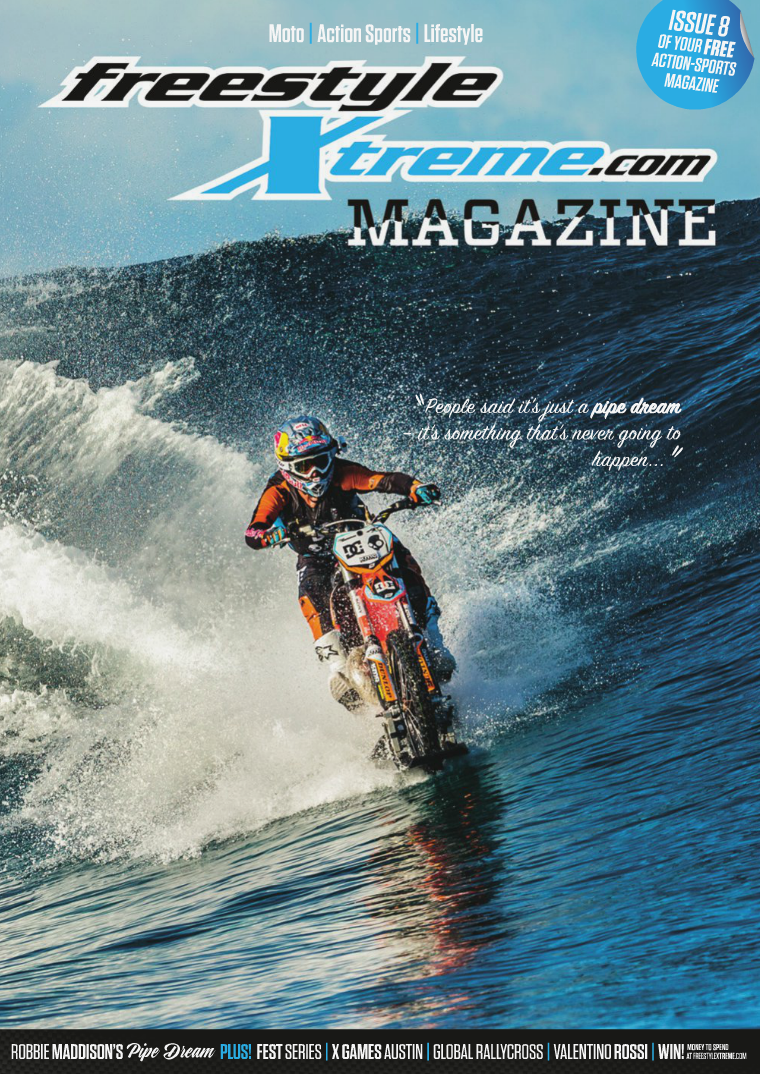 FreestyleXtreme Magazine Issue 8