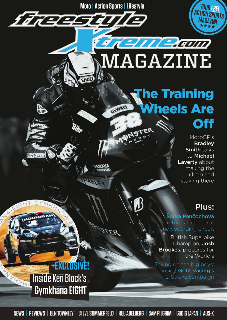 FreestyleXtreme Magazine Issue 11
