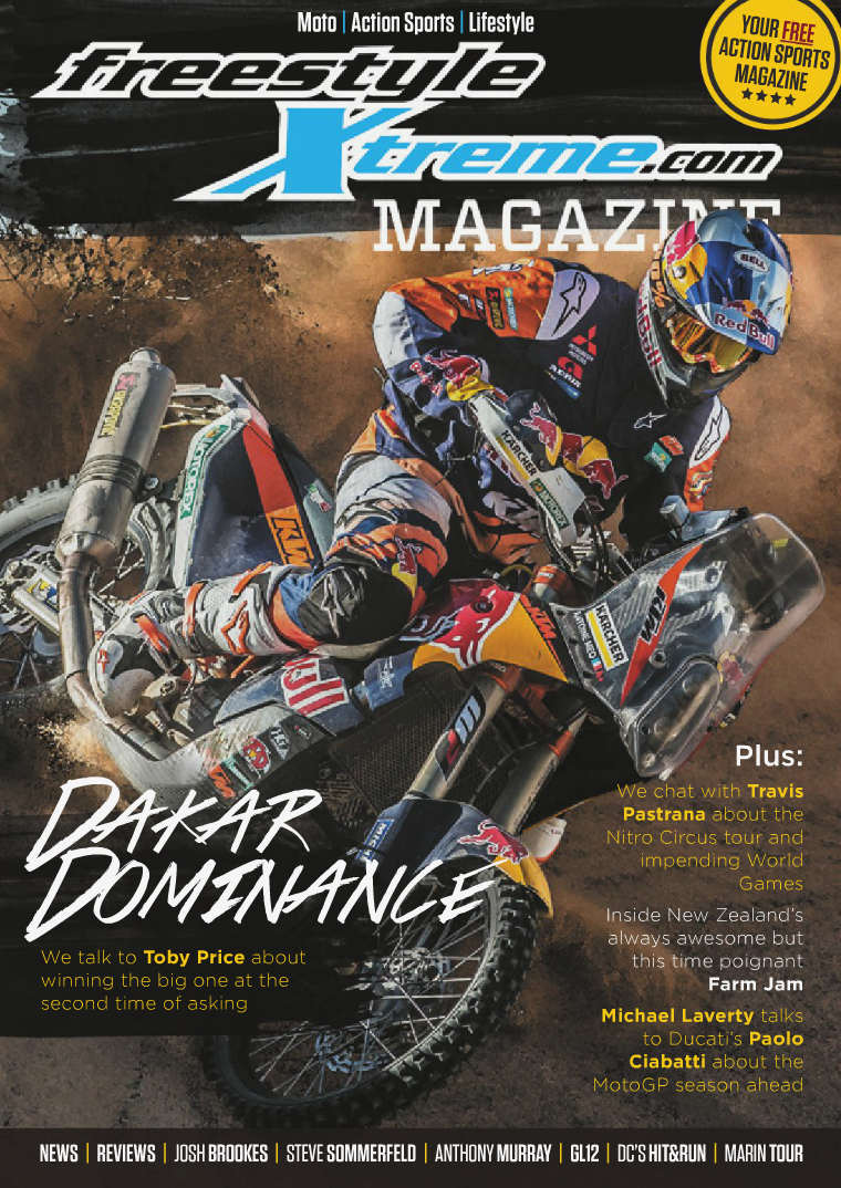 FreestyleXtreme Magazine Issue 12