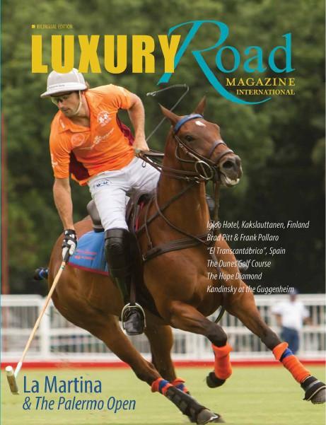 Luxury Road Magazine April-May 2015 Edición 35 abril - mayo 2013