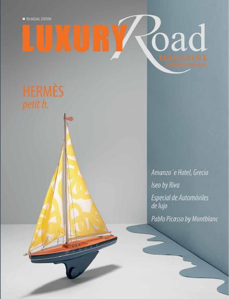 Luxury Road Magazine April-May 2015 Edición 34 febrero - marzo 2013