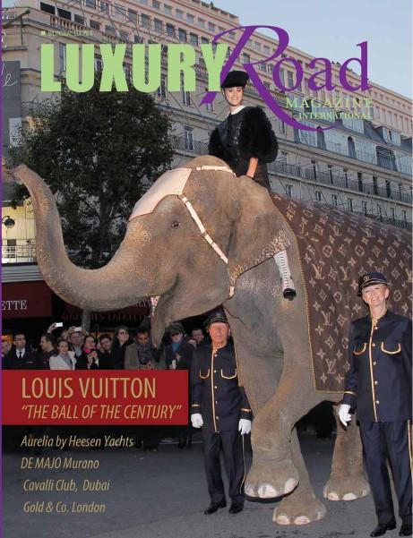 Luxury Road Magazine April-May 2015 Edición 33 diciembre 2012 - enero 2013