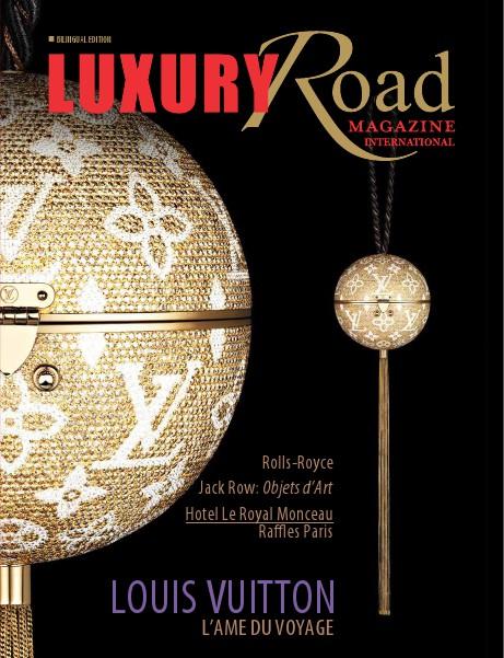 Luxury Road Magazine April-May 2015 Edición 31 agosto - septiembre 2012