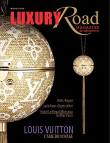 Luxury Road Magazine April-May 2015