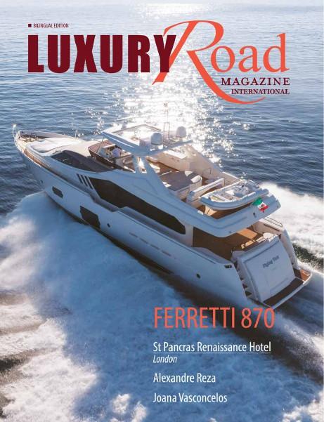 Luxury Road Magazine April-May 2015 Edición 32 octubre - noviembre 2012