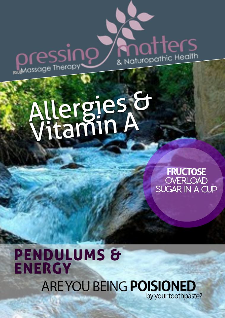 Pressing Matters Issue 1