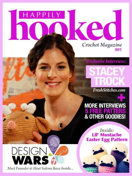 Happily Hooked Magazine Issue 001 – Stacey Trock